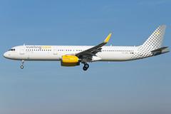 Vueling A321-231(WL) EC-MQL (wapo84) Tags: bcn lebl a321 ecmql vueling