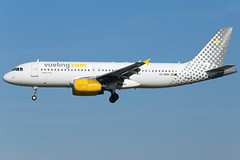 Vueling A320-232 EC-MVM (wapo84) Tags: bcn lebl a320 ecmvm vueling