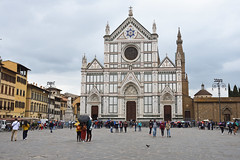 Santa Croce (grasso.gino) Tags: italien italy italia toskana toscana tuscany florzenz firenze nikon d7200 kirche church santacroce