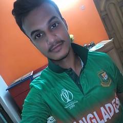 Trying Bangladesh Jersey (ahashik) Tags: ayemun hossain ashik ayemunhossainashik ah