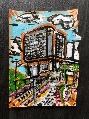 carlton hotel israel painting