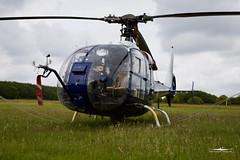 XZ939 Gazelle HT3 Qinetiq (xkekeith) Tags: gazelle qinetiq