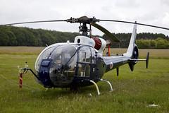 XZ939 Gazelle HT.3 Qinetiq (xkekeith) Tags: gazelle qinetiq
