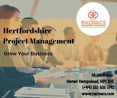 Make Your Business More Efficient with Hertfordshire Project Management Consultancy (RAC Management Consultancy Ltd.) Tags: accountant accounting accountability business finance money