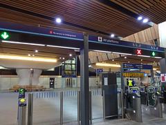 The end of my railway line walk (Kake .) Tags: london se1