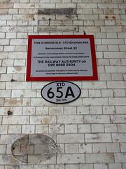 XTD 0065A, Bermondsey Street, Bermondsey (Kake .) Tags: london se1
