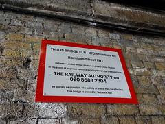 XTD 0065, Barnham Street, Bermondsey (Kake .) Tags: london se1
