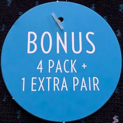 BONUS (Timothy Valentine) Tags: home label packaging socks squaredcircle 0619 2019 eastbridgewater massachusetts unitedstatesofamerica