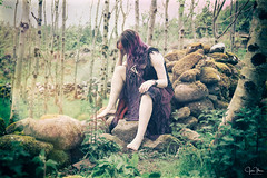 _DSC1657-Edit-Edit (John Mee) Tags: georgeorwell freedom happiness emotive emotion girl retro forest