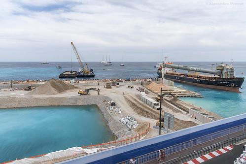 Extension de Monaco