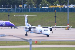 G-ECOO ~ 2019-06-16 @ BHX (3) (www.EGBE.info) Tags: gecoo birminghamairport bhx egbb aircraftpix generalaviation aircraftpictures airplanephotos airplane airplanepictures cvtwings aviation davelenton httpwwwegbeinfo planespotting 16062019 dehavilland flybe