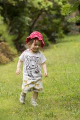 frolicking in the rain (louisa_catlover) Tags: garden outdoor nature mtwilson bluemountains nsw australia summer january portrait child family toddler daughter tabitha tabby