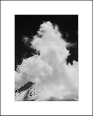 Kachakani Cloudscape (Two Dragons - @robthomasphoto) Tags: colin rob transparency fujifilm slides fujivelvia kingdomuk thomasrob thomasunited ©robcolinthomas ©robthomasphotography â©robcolinthomas â©robthomasphotography pakistan blackandwhite cloud mountain nature monochrome contrast environment cloudscape ecotherapy kachakani