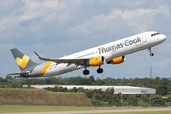 Thomas Cook Airbus A321-211 G-TCDK BHX 16/06/19 (bhx_flights) Tags: bhx egbb airport birminghamairport birmingham airbus thomascook thomascookairlines airbusa321 airbus321