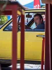 Look to your Left (JamieDieu) Tags: nikond3300 greece nikon digital nikkor 18200mm lefkada driver street