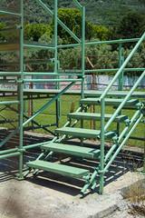 Stadium Green (JamieDieu) Tags: nikond3300 greece nikon digital nikkor 18200mm lefkada stadium abstract green