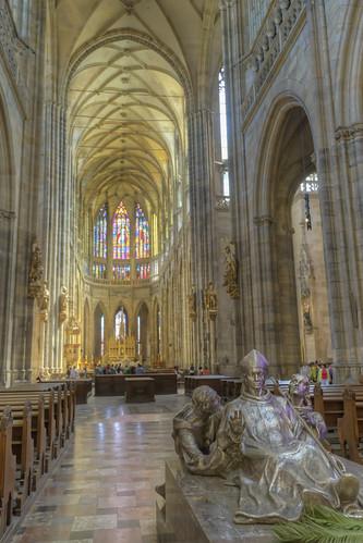 Cathedral of Saints Vitus, Prague