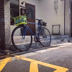 臥推1RM有80了,可以買甜點 #savethetrackbike #sanmarco #concorlight  #steelisreal #sillgey #commute #commuter #bike #cycle #urbancycling #urbancyclist #urbancycle #taipei #taiwan #Bicycle #自行車 #單車通勤 (funkyruru) Tags: savethetrackbike sanmarco concorlight steelisreal sillgey commute commuter bike cycle urbancycling urbancyclist urbancycle taipei taiwan bicycle 自行車 單車通勤