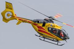 Eurocopter EC135 (Adam Piskorz) Tags: płock plock canon sigma 7dii 7dmarkii piskorz 150600 eurocopter ec135 lpr lotnicze pogotowie ratownicze