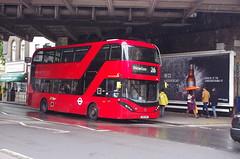 IMGP0890 (Steve Guess) Tags: waterloo lambeth london england gb uk bus hct alexander dennis enviro 400 city sn66wrp