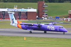 G-ECOH ~ 2019-06-16 @ BHX (05) (www.EGBE.info) Tags: gecoh birminghamairport bhx egbb aircraftpix generalaviation aircraftpictures airplanephotos airplane airplanepictures cvtwings aviation davelenton httpwwwegbeinfo planespotting 16062019 dehavilland dhc8 flybe
