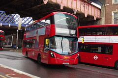 IMGP0888 (Steve Guess) Tags: waterloo lambeth london england gb uk bus wright gemini3 lf67exv volvo