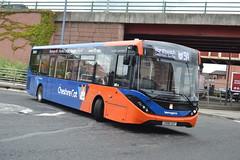 Warrington's Own Buses AD Enviro 200MMC 202 CH06CAT - Warrington (dwb transport photos) Tags: warringtonsownbuses alexander dennis enviro 200mmc bus ch06cat warrington