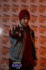 ComicdomCon Athens 2019 Cosplay Contest: Infamous/Second Son (SpirosK photography) Tags: comicdomcon comicdomcon2019 comicdomconathens2019 cosplay contest comicdom athens greece hau cosplaycontest prejudging portrait studio photoshoot game videogame videogamecharacter infamous secondson