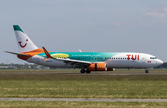 C-FDBD Boeing 737-800 TUI Airlines Netherlands sunnycars AMS 2019-06-01 (11a) (Marvin Mutz) Tags: cfdbd tui airlines netherlands boeing 737800 ams aviation planespotting avgeek aircraft airplane aeroplane plane pilot cockpit crew passenger travel transport jet jetliner airline airliner wings engines airport runway taxiway apron clouds sky flight flying eham amsterdam schiphol polderbaan sunwing sunnycars special livery
