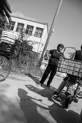 Local life (JamieDieu) Tags: nikond3300 greece nikon digital nikkor 18200mm lefkada blackandwhite street