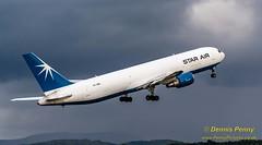 OY-SRU Star Air Boeing 767 (5) (Dennis_Penny) Tags: edinburgh airport