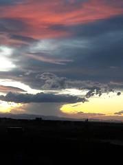 June 19, 2019 - A beautiful sunset. (Karen Schaffer)