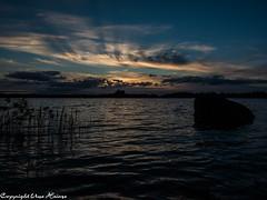 Törn Sonnenuntergang Sommer 2019 01 (U. Heinze) Tags: schweden sverige sweden smaland wasser sonnenuntergang sunrise himmel sky olympus penf