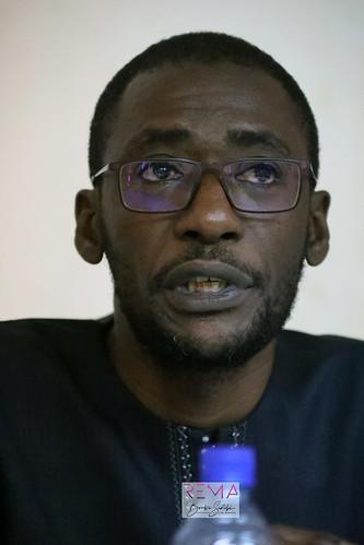 Cheick TRAORÉ [Admin. adj Youssou Ndour Head Off] - 4 sur 5