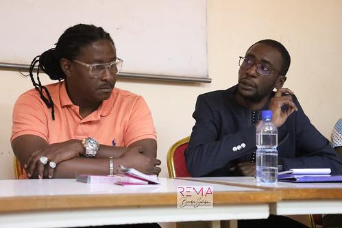 Cheick TRAORÉ [Admin. adj Youssou Ndour Head Off] - 3 sur 5
