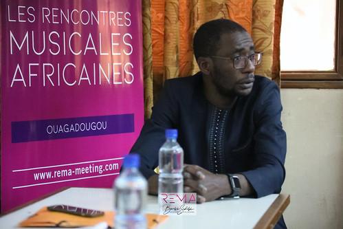 Cheick TRAORÉ [Admin. adj Youssou Ndour Head Off] - 1 sur 5