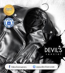 The-house-of-genuine-leather-clothing (devilsondotcom) Tags: leather jackets mens fashion leatherwears mensjackets fashionjackets