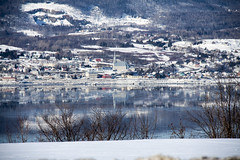 Hiver IMG_1669 (Paul_Paradis) Tags: landscape paysage hiver winter montagne mountains tree arbre foret nature natural fleuve neige snow canada quebec iledorleans
