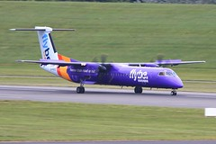 G-PRPD ~ 2019-06-16 @ BHX (09) (www.EGBE.info) Tags: gprpd birminghamairport bhx egbb aircraftpix generalaviation aircraftpictures airplanephotos airplane airplanepictures cvtwings aviation davelenton httpwwwegbeinfo planespotting 16062019 dehavilland dhc8 flybe