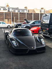 Carbon Enzo (Mattia Manzini Photography) Tags: ferrari enzo carbon supercar supercars cars car carspotting nikon d750 v12 london joemacari hypercar automotive automobili auto automobile uk england limited exotics oneoff