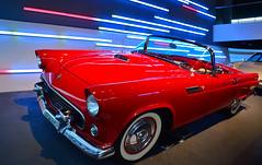 Anting - 1955 Ford Thunderbird (cnmark) Tags: china shanghai jiading district anting town auto museum car automobile vehicle 1955 ford thunderbird 中国 上海 嘉定区 安亭镇 汽车博物馆 福特 汽车 ©allrightsreserved