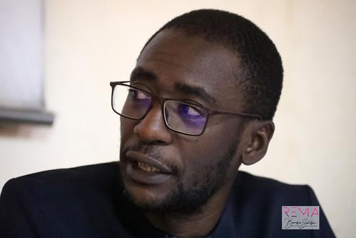Cheick TRAORÉ [Admin. adj Youssou Ndour Head Off] - 2 sur 5