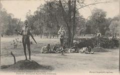 Aboriginal Bora Ceremony - very early 1900s (Aussie~mobs) Tags: australia bora ceremony traditional aborigines indigenous natives vintage