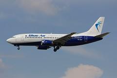 B737 YR-BAP Frankfurt 19.05.19 (jonf45 - 5 million views -Thank you) Tags: airliner civil aircraft jet plane flight aviation frankfurt am main international airport eddf germany 737 b737 blue air boeing 7373y0 yrbap