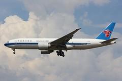 B777 B-2080 Frankfurt 19.05.19 (jonf45 - 5 million views -Thank you) Tags: airliner civil aircraft jet plane flight aviation frankfurt am main international airport eddf germany b777 777 china southern cargo boeing 777f1b b2080