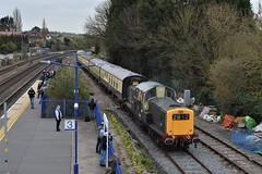D8568 Princes Risborough (Gibbo's Rail Adventures) Tags: d8568 princes risborough preserved