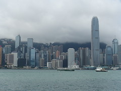 201905252 Hong Kong Admiralty and Central (taigatrommelchen) Tags: 20190522 china hongkong admiralty central sight icon clouds ocean harbour ship city skyline