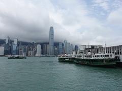 201905253 Hong Kong Tsim Sha Tsui Star Ferry (taigatrommelchen) Tags: china hongkong central tsimshatsui 20190522 ocean city urban skyline ship harbour icon sight admiralty