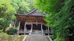 Kinpu Jinja (Shinto shrine) Nara Prefecture,Japan (Rocinante K44) Tags: japan nara yoshino worldheritage