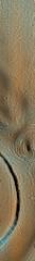Layered Feature on the Northern Plains of Mars, variant (sjrankin) Tags: 20june2019 edited nasa mars mro marsreconnaissanceorbiter layers crater northernplains